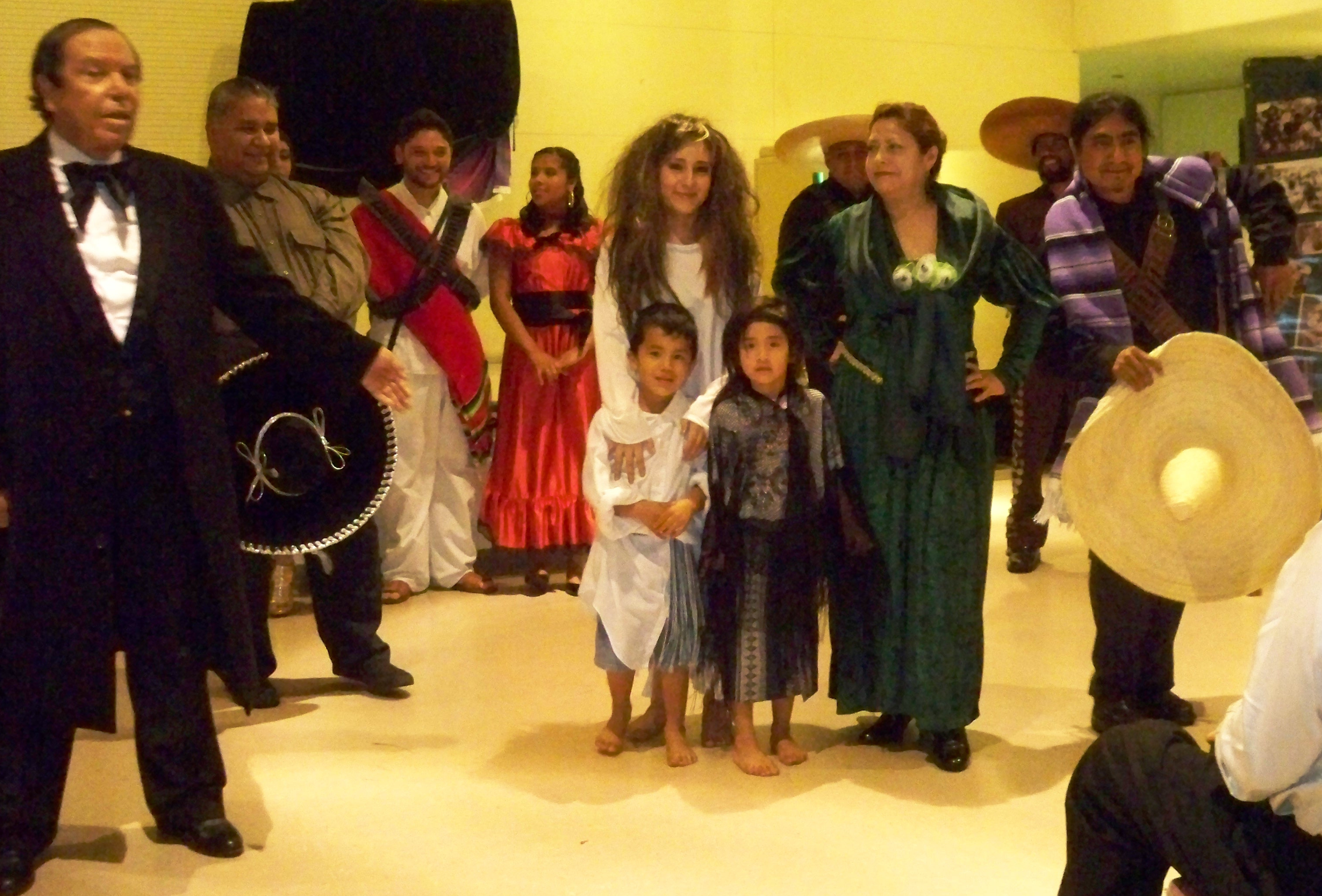 "Bilingual Play – Dia De Los Muertos! by famed director Louie Olivos Jr - Louie Olivos Jr. and his ""Teatro Los Actores de Santa Ana"" continue to entertain and educate..."