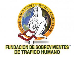 Human Trafficking Survivors Foundation Logo - Fundacion de Sobrevivientes de Trafico Humano Logo